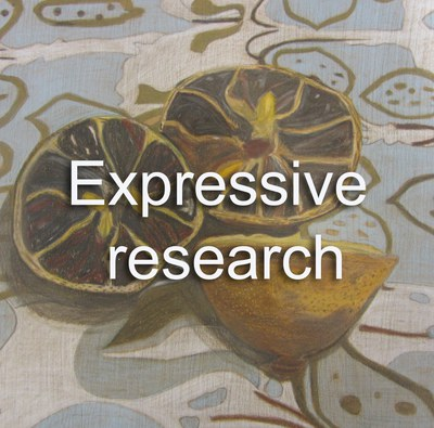Expressive research nat button
