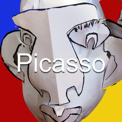 Picasso button