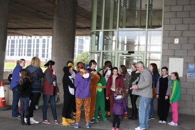 Tay Bridge Onesie Walk 2012 4