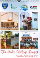 India Village Project Charity Calendars